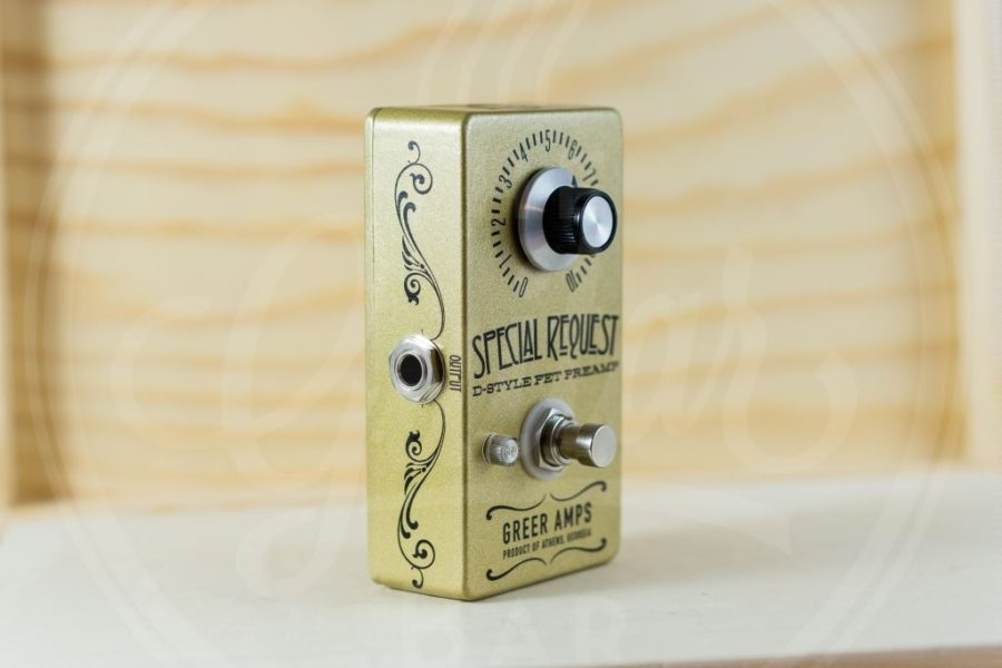 Greer special request FET preamp