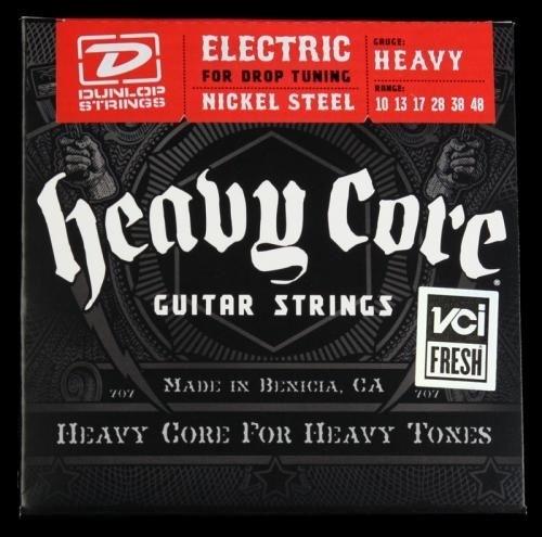 Dunlop Set Snaren Heavy core 10-48
