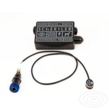 Schertler Electrostatic contac