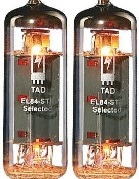 TAD EL84 selected power tubes, pair(RT872)