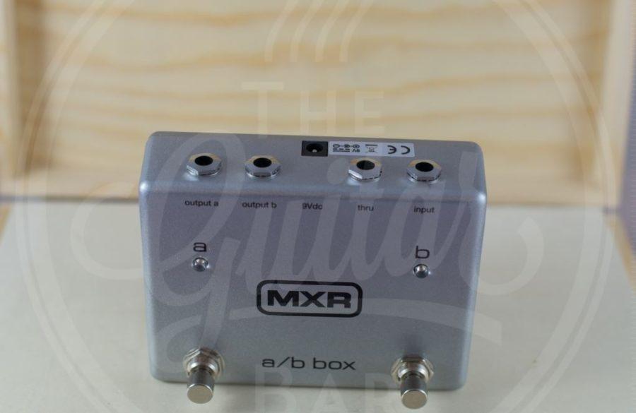 MXR A/B Box Limited