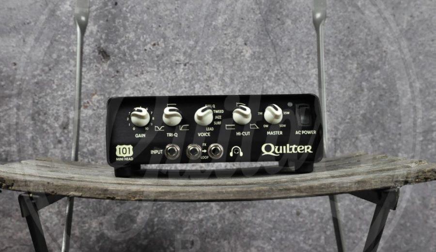 Quilter 101 mini guitarhead