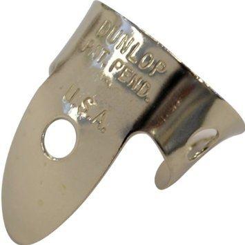 Dunlop VINGERPLECTRUM METAAL 0.25