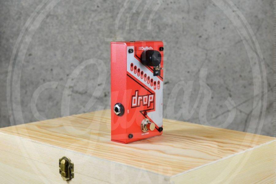 Digitech Drop-tune pedal