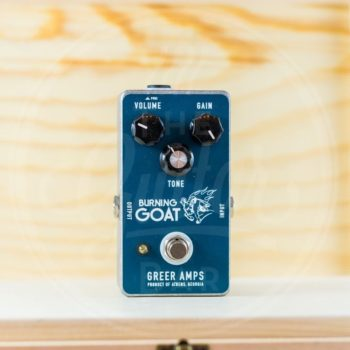 Greer burning goat mild overdrive