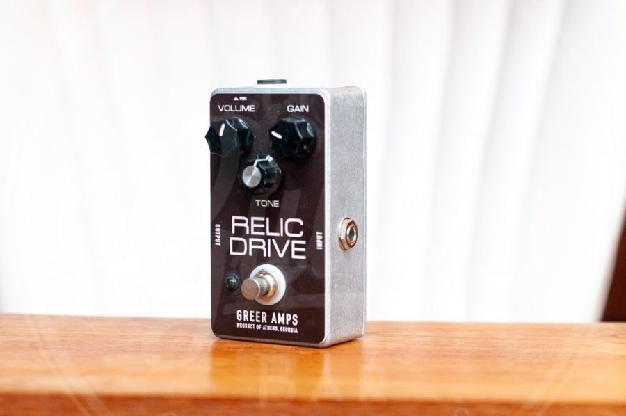 GREER Relic Drive