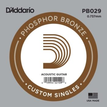 D'Addario Phosphor Bronze Acoustic 029