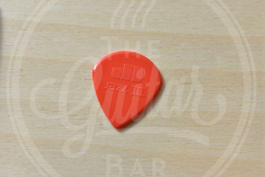 Dunlop nylon Jazz rood