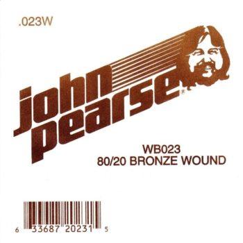 John Pearse Phosphor Bronze wnd 023