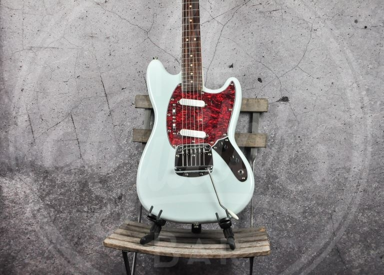 Squier Vintage Modified Mustang Sonic blue