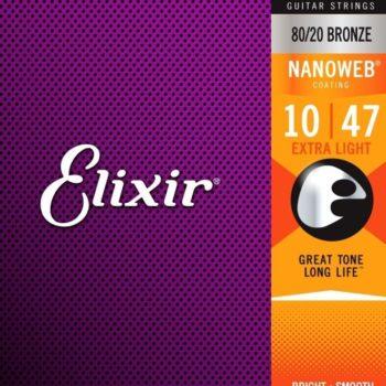 Elixir80/20 bronze 10-47