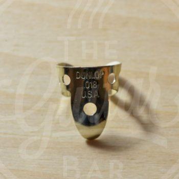 Dunlop vingerplectrum metaal 0.18mm