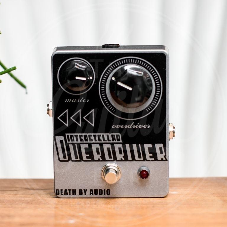 Death by Audio interstellar overdriver w/master