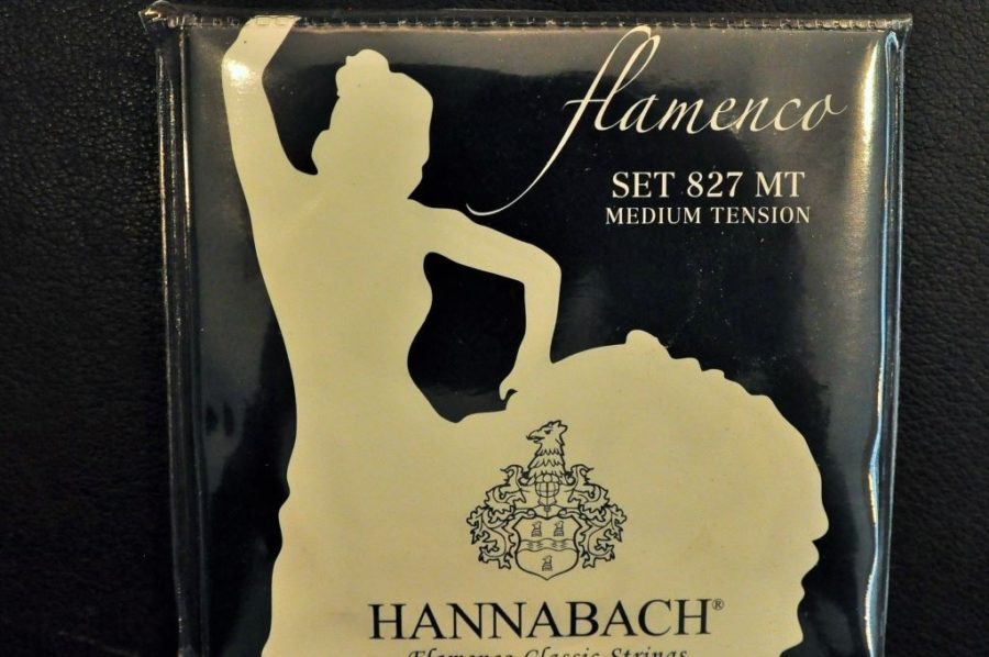 Hanabach flamanco medium tension