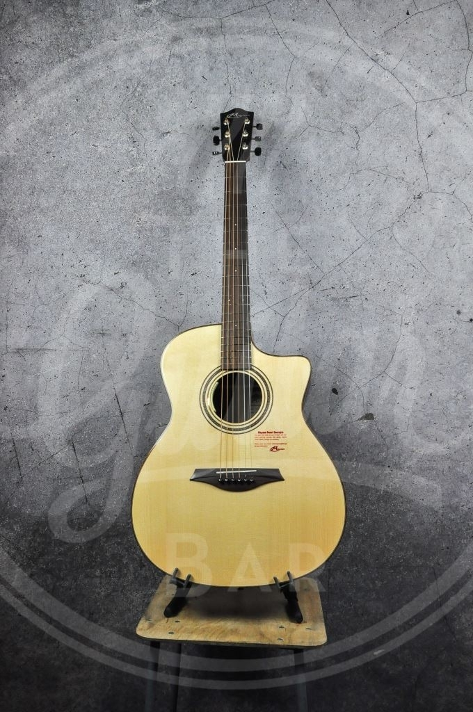 Mayson M5/SCE2 Luthier series marquis Engelman Spruce Rosewood LRBAGGS Anthem