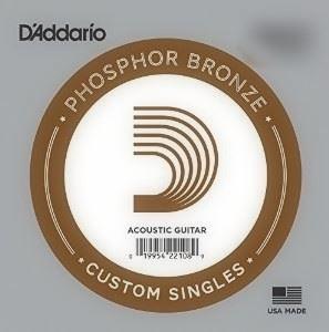 D'Addario Phosphor Bronze Acoustic 030