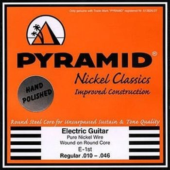 Pyramid pure nickel classic 1046