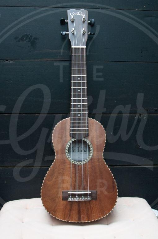 Cordoba 25S sopraan ukulele
