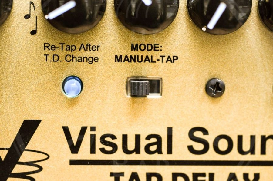 Truetone single tap delay