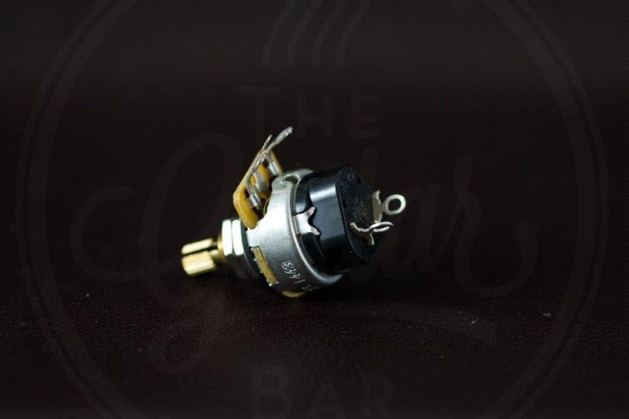 CTS 500k push-pull pot, SPST, split shaft