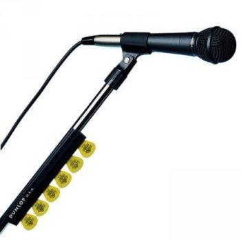 Dunlop plectrumhouder voor microstatief