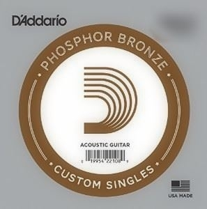 D'Addario Phosphor Bronze Acoustic 021