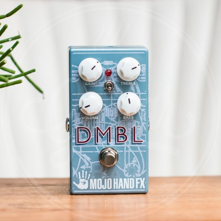 Mojo Hand DMBL overdrive