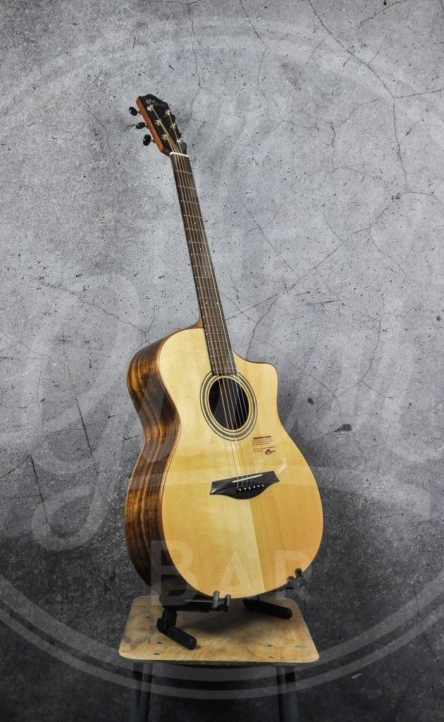 Mayson M3/SCE1 luthier series Marquis model Engelman spruce Ovangkol LR Baggs undersaddle
