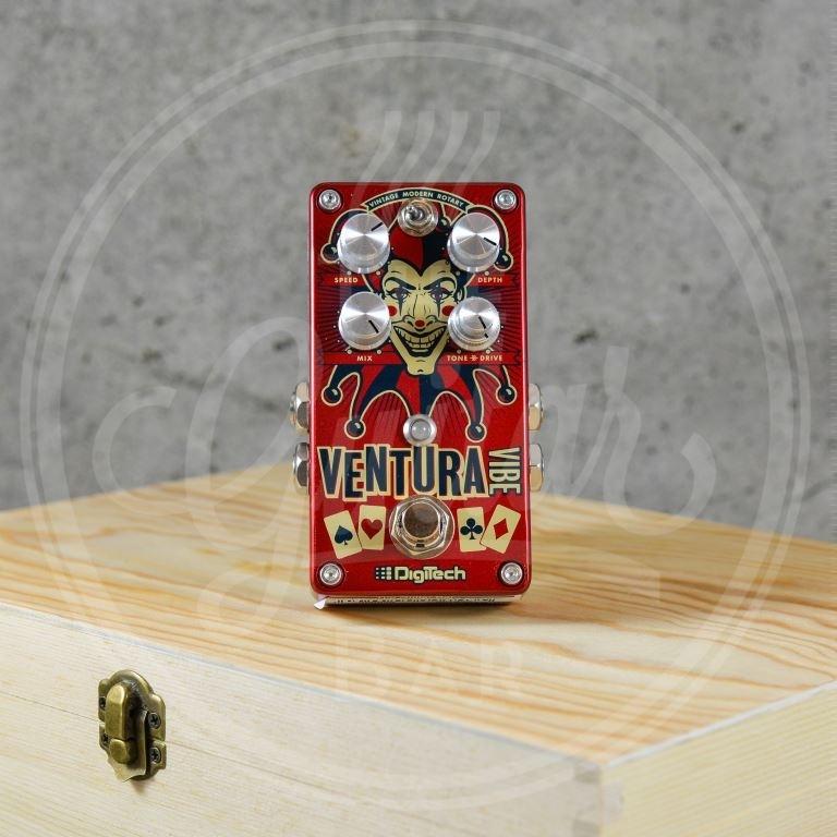 Digitech Ventura Vibe Rotary & vibrato pedal