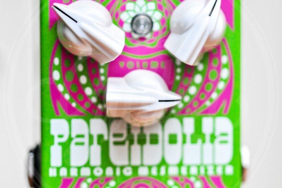 Catalinbread Pareildolia brownface vibrato
