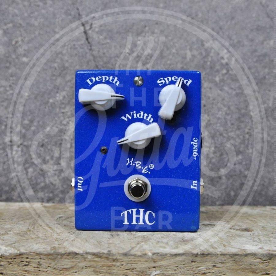 Homebrew THC chorus pedal