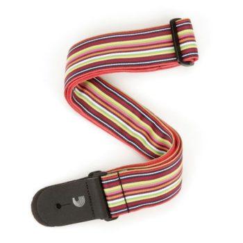 D'Addario strap line art-multi