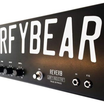 Surfy bear METAL