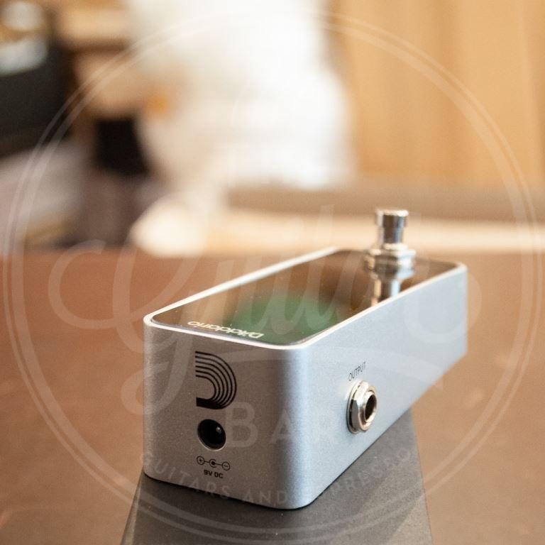D'Addario chromatic pedal tuner