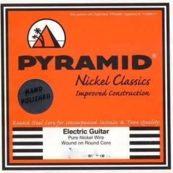 Pyramid pure nickel classic 1148