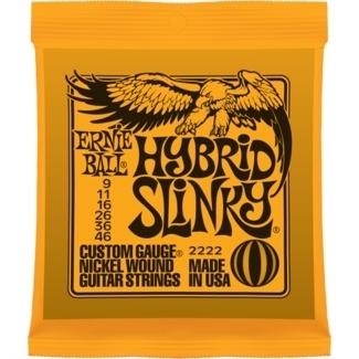 Ernie Ball Hybridr Slinky 9-46
