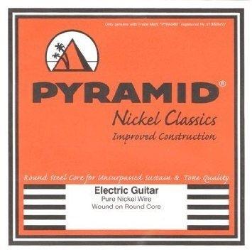 Pyramid pure nickel classic 12-54