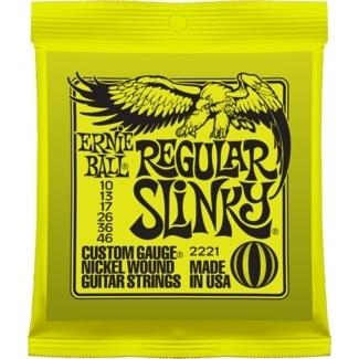 Ernie Ball Regularr Slinky 10-46