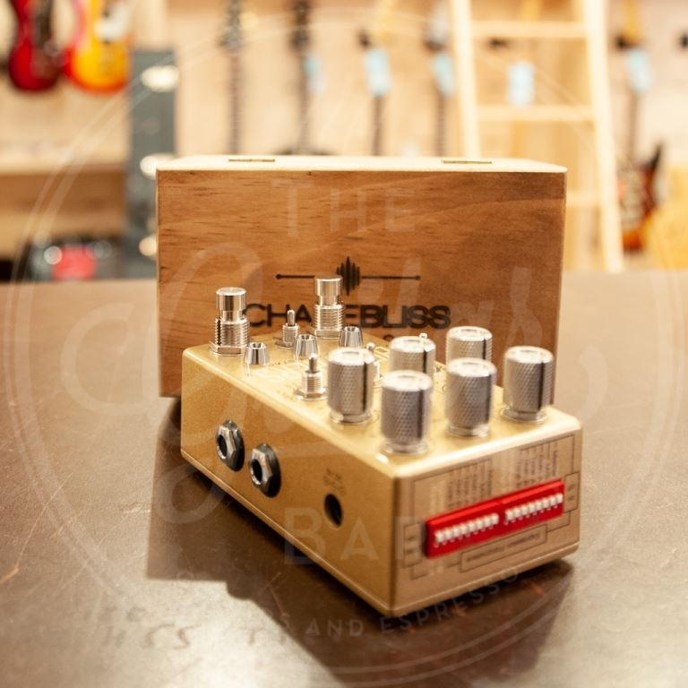 Chase Bliss analog gainstage