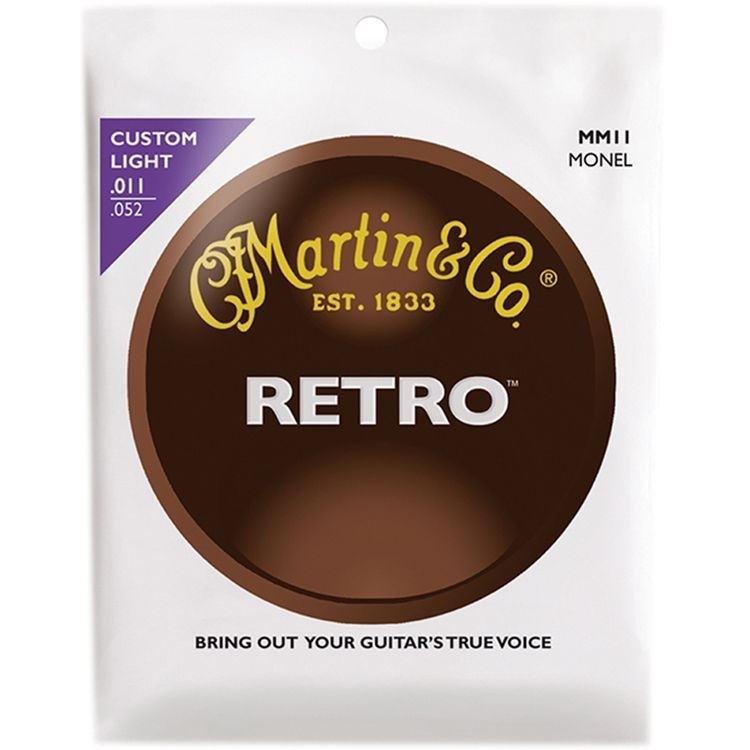 Martin MM11 monel retro
