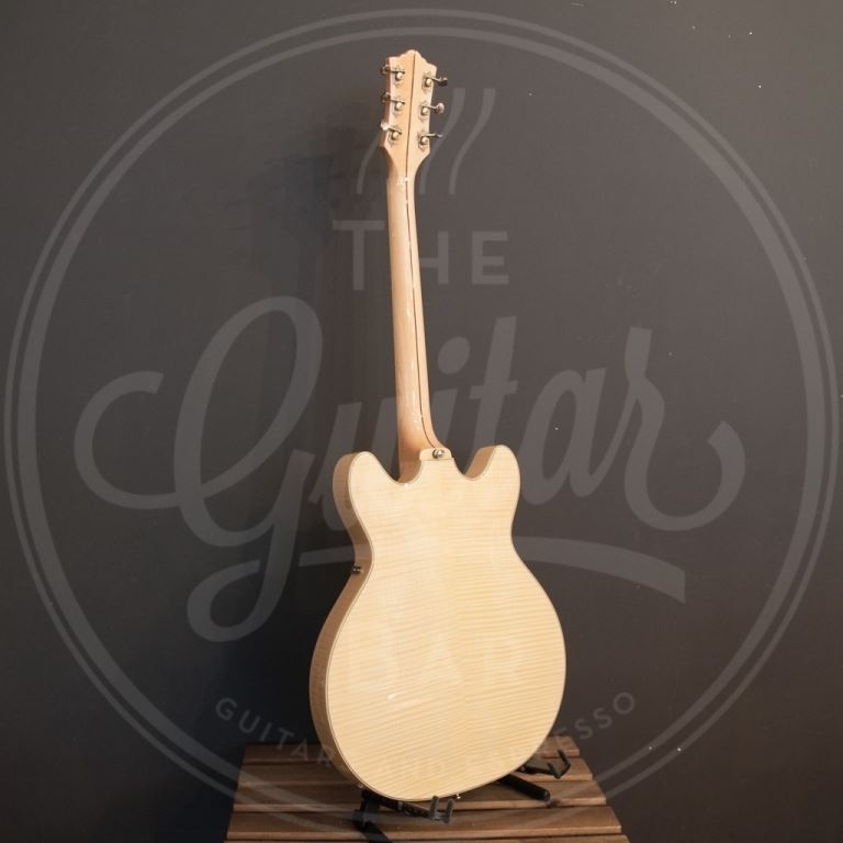 Guild Starfire IV ST Natural Flamed Maple