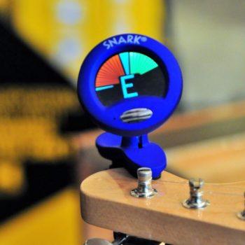 Snark clip-on chromatic tuner