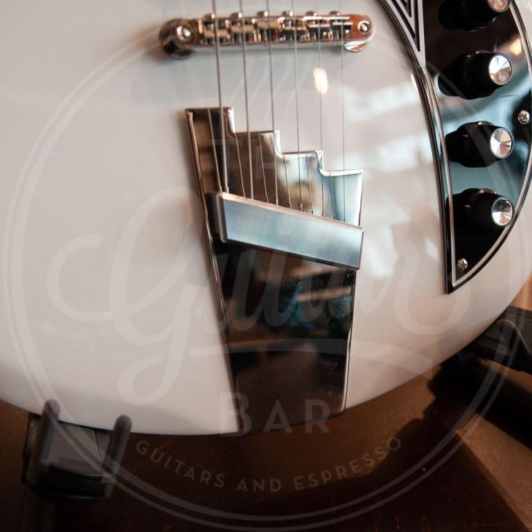SUPRO DAVID BOWIE DUAL TONE HARD TAIL & GIGBAG - LTD EDITION