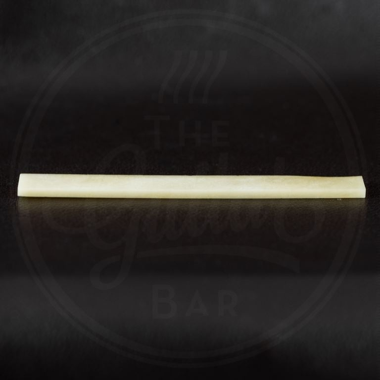 "StewMac Vintage bone saddle 3/32"" for Martin"