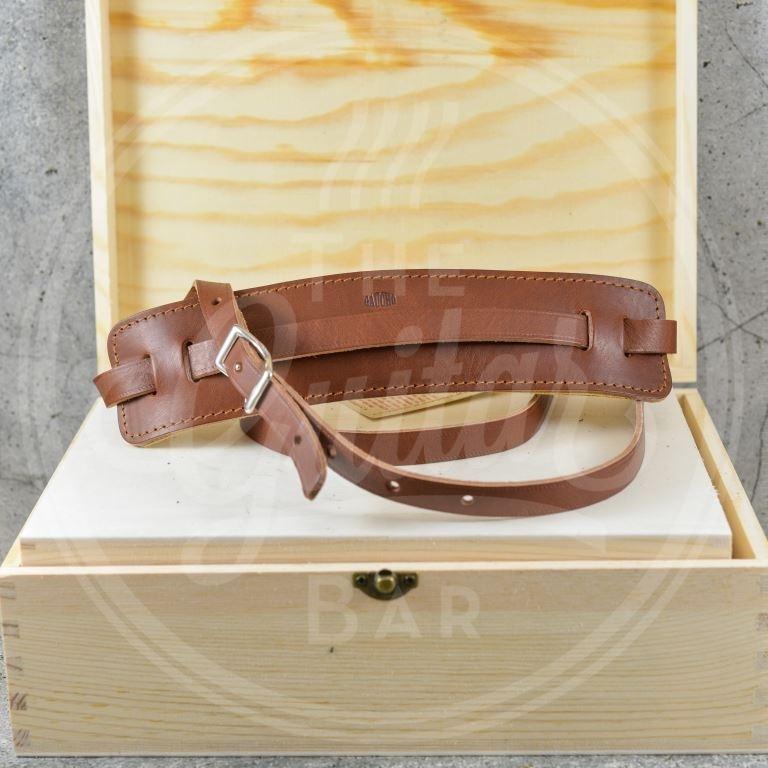 Gaucho vintage guitar strap