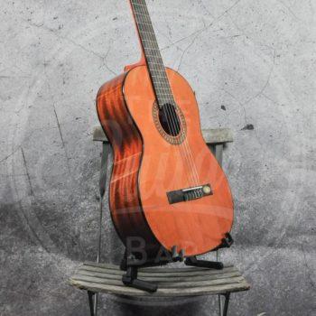 Salvador Cortez Solid Top Artist Series classic guitar linkshandig