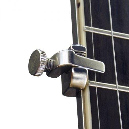 Shubb 5th string capo for banjo