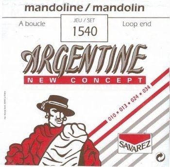 Argentine mandoline snaren 25-10/32-13/60-24/86-34