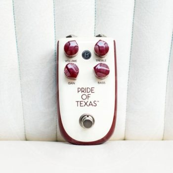 Danelectro Billionaire tone - pride of texas