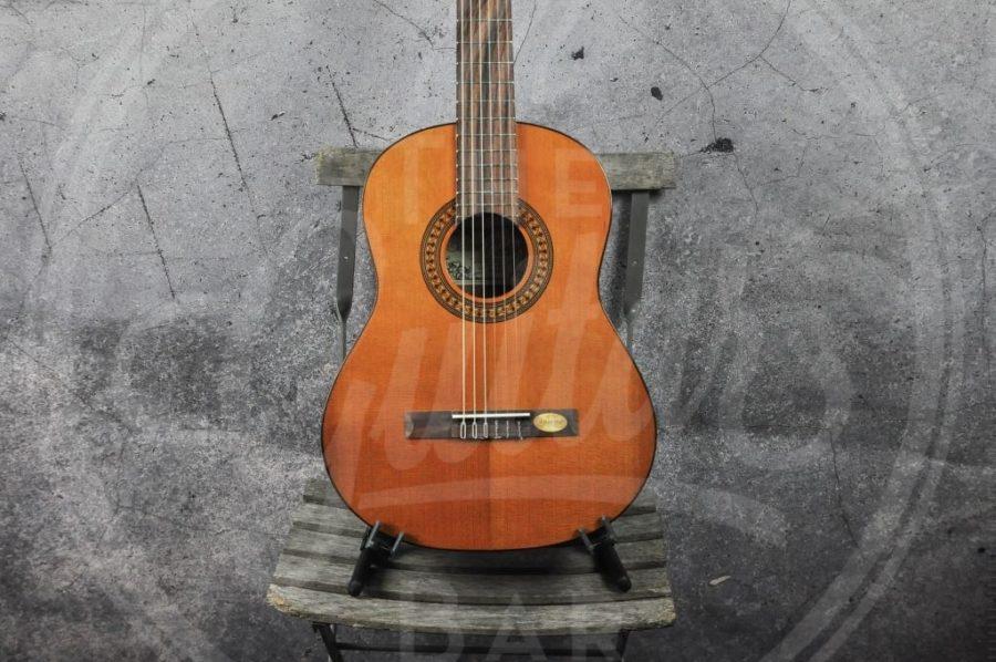 Salvador Cortez Solid Top 3/4 classic guitar